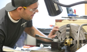 Savannah Company's precision machining services include CNC and manual turning equipment.