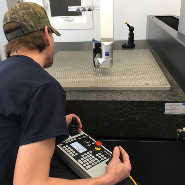 Savannah Company's precision machining services include thorough inspection with precision equipment: Mastergage 3D CMM, Mitutoyo Optical Comparator, and a full array of gage pins and manual measuring instruments.